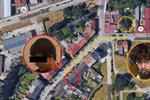 Nejděsivější ulice Brna: Sexuální sadista tu spálil muže, jeho přítelkyni znásilnil. O 130 metrů dál žil Radúz obžalovaný z vraždy Katky v arboretu