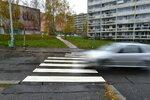 S fabií srazil na přechodu seniorku (70): Hledají se svědci nehody ve Cvrčovicích