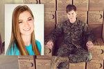 Z krásky vojákem: Dívka po změně pohlaví nastoupila do armády jako muž
