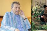 Zemřel »Krakonoš« František Peterka. Herecké legendě bylo 94 let
