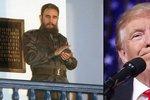 Trump bez servítků: Castro byl brutální diktátor, který utlačoval vlastní lid