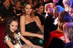 Dcera Karla Gotta Charlotte na Slavících: Maminka Ivana jí před výstupem na pódiu upravovala make-up