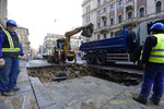 Historické a problémové potrubí v Praze zmizí do pěti let: Celkem vyjdou práce na 18 miliard