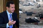 Assad může za smrt 600 tisíc lidí, viní ho Turci. V Aleppu strádají další tisíce