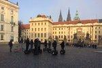 V Praze se schyluje k bitvě o segwaye: Provozovatelé do týdne podají žalobu