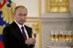 Rusové si budou moci koupit pochoutky od Putina. Byly jen pro vyvolené