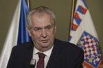 Zeman odmítl ulevit vydavatelům novin a časopisů. Vetoval snížení DPH na tisk