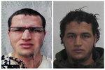 Otisky Tunisana Amriho našli v kamionu smrti u řidiče. Razie pokračují
