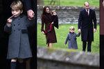 Kate a William po dlouhé době ukázali fotky prince George a malé Charlotte