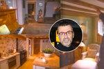 Fotografie z domu, ve kterém našli mrtvého George Michaela (†53): Proč měl stropy pro trpaslíky?