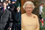 Pravidla svátků v královské rodině: Výzdoba až do února, koktejl Zaza a hostina bez dětí