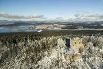 Vytáhněte péřovky: Do Česka se žene arktický vzduch a vichřice