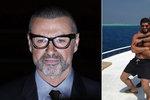 George Michael strávil celý večer před smrtí úplně sám: Přítel usnul v autě
