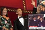 Obamova rozlučková party: Clooney, McCartney i Beyonce v Bílém domě pařili až do rána