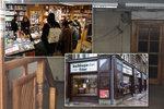 Smutný pohled do knihkupectví Fišer: Regály plné knih nadobro zmizely
