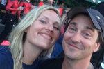Partnerka Saši Rašilova je v pátém měsíci: Herec bude potřetí tátou