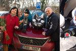 Dvojnásobná maminka Andrea Kalivodová: Novorozeného syna si odvezla z porodnice!