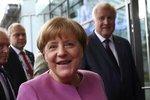 Merkelová chce obhájit post kancléřky. Podpoří ji i CSU