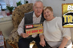 Blahoslav (84) vyhrál 10 tisíc! Peníze padnou na diamantovou svatbu