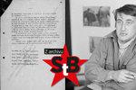 Z archivu StB: Landovský nožem ubránil milenku před esenbáky!
