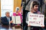 Trumpa neodradil ani soud: Kvůli stopce migrantům vydám klidně další dekrety!