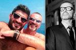 Z partnera George Michaela (†53) je bezdomovec! Z***vená ikona, zuří Fawaz