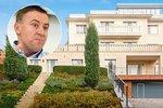 Miliardář Denny prodává luxusní vilu v Praze-Troji. Chce za ni 400 milionů