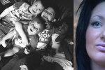 Máma (†25) čtyř dětí zemřela na rakovinu, lékaři ji poslali domů s léky proti bolesti
