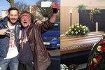 Měl úspěch, peníze i rodinu, pak spadl na dno: Bezdomovce Indiána vyprovodila do nebe Radůza