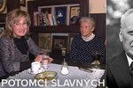 Filmová Lída Baarová Zdena Procházková (90): Exmanžel Höger (†67) ji vyštval do Vídně!