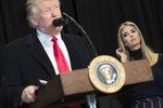 Za raketovým útokem na Sýrii stojí Trumpova dcera? Ivanka prý zatlačila na Donalda