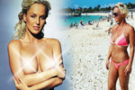 Sexbomba Belohorcová (41) se po letech svlékla před objektivem! Na můj věk to není špatné!