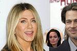 Rozvod Jolie a Pitta: Osamělý Brad poslal textovku Aniston! Co mu odepsala?