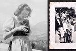 Britská aukční síň vydraží fotoalbum Evy Braunové