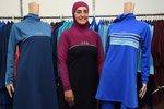 V burkinách na plavecké soutěže? V Anglii dostaly muslimky zelenou