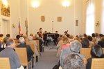 Pražský žesťový soubor slaví 40 let existence. Výročí oslaví na vysočanské radnici skladbami velikánů