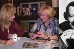 Kartářka Dagmar Kludská (72): Znám předsmrtné tajemství Vlasty Buriana!