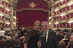 Karel Gott na opeře v italské La Scale: Chtělo se mi zpívat, vzkázal fanouškům
