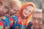 Porotkyně Tváře Iva Pazderková se pochlubila rodiči: Co pro ni vůbec rodina znamená?