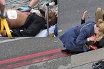 Vrah z Londýna byl jako upír, říkají sousedé. Experti: Teroru autem přibude