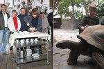 Zoo Praha zahájila svoji 86. sezonu: Primátorka přišla s dortem, Babiš se synem