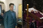 Otevřená rakev s kardinálem Vlkem nemá děsit, říká šéf Unie pohřebních služeb