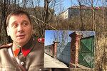 Arazím by zíral! Místo stanice z Četnických humoresek vznikne luxusní čtvrť!