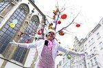 Na apríla bude v Brně veselo! Na oslavu Dne klaunů vypustí holuby smíchu