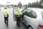 Šílenec (54) za volantem: Dva dny po sobě ho policisté zastavili, nadýchal skoro 3 promile