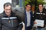 Skladník Vlastimil dostal i pusu od lachtana. Stal se 60miliontým návštěvníkem zoo