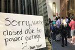 Velký výpadek proudu v San Francisku. Elektřinu neměly byty, úřady ani tramvaje