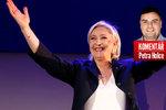 Komentář: Francie se bude zas třást z Le Penové. Masakr tradičních stran nekončí
