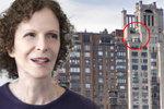 Slavná spisovatelka spáchala sebevraždu: Skočila z terasy svého luxusního bytu!