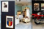 Výstava vás vrátí do první republiky: Uvidíte i sparťanský průkaz Vlasty Buriana